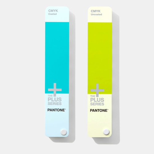 PANTONE CMYK Guides Coated and Uncoated